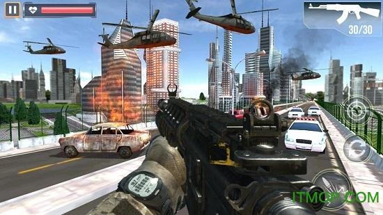 FPS空中打击(Air Force Shooting 3D) v100.1 安卓版 0