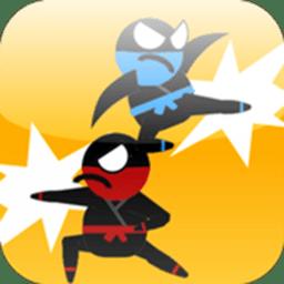 跳跃忍者战斗双人游戏