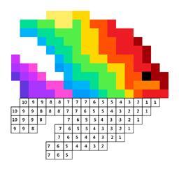 数字填色像素涂色内购破解版
