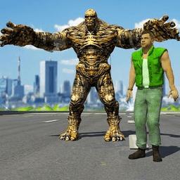 岩石巨人英雄游戏