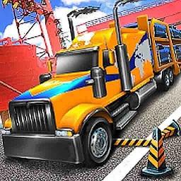 模拟卡车运输3D