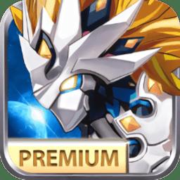 银河机器勇士无限金币钻石版(HERO GALAXY)