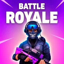 低模大�鹗钟�(Battle Royale: FPS Shooter)