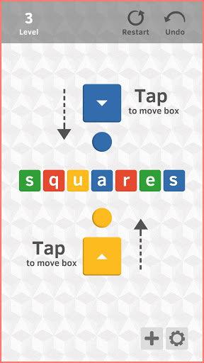 �����ȦȦ(Squares Dots) v1.4 ���� 0