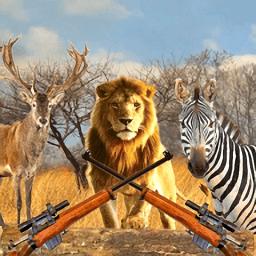 非洲丛林狩猎