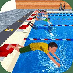 模拟游泳器