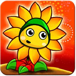 花卉僵尸战争(Flower Zombie War)v5.0.0.1.0.3 安卓版
