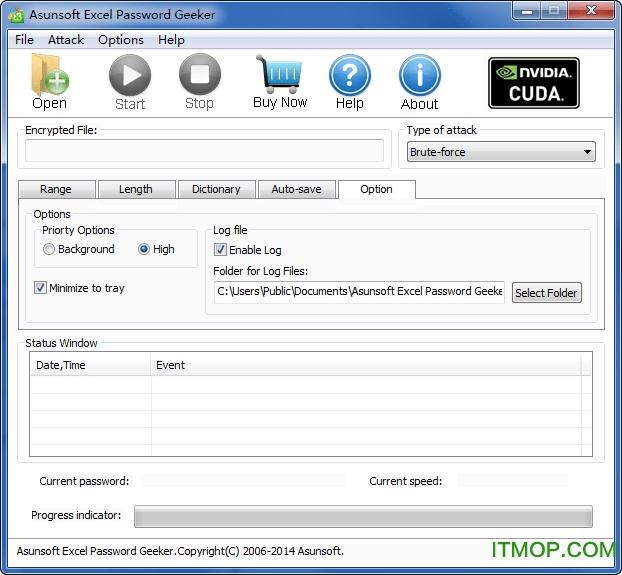 excel密码破解工具(Asunsoft Excel Password Geeker) v4.01 最新免费版 0