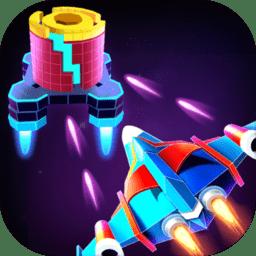 太空堡垒无限金币中文版(Space Buster)