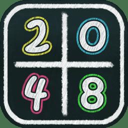 粉笔2048