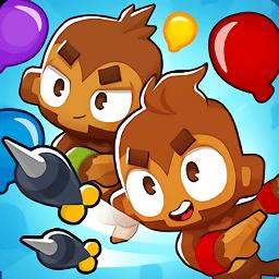 猴子塔防6正版