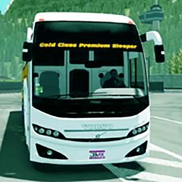印尼旅游巴士模�M器破解版