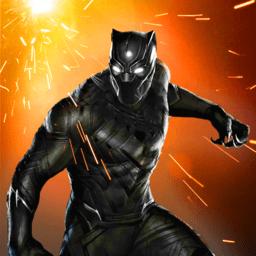 超级英雄黑豹