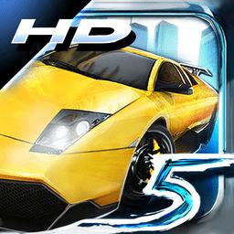 都市赛车5高清版(Asphalt 5 HD)