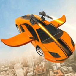 飞行汽车机器人模拟器
