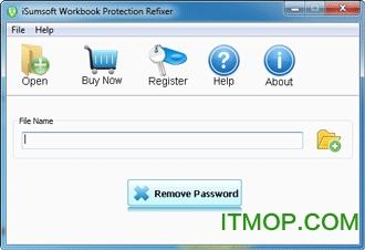 iSumsoft Workbook Protection Refixer��Ѱ�