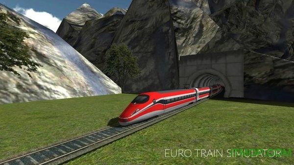 欧元火车模拟器(Euro Train Sim) v3.2.8.1 安卓版 1