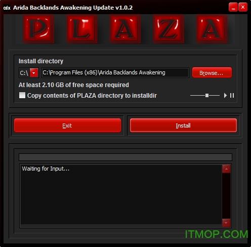 阿里达腹地觉醒升级档单独免DVD补丁 v1.0.2 plaza版 0