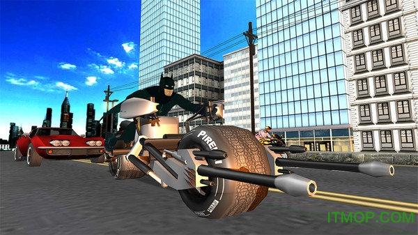 蝙蝠侠战车模拟器 v1.0 安卓版 1