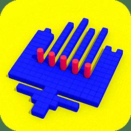 粘积木苹果手机游戏(Sticky Block)