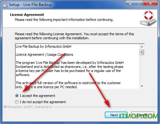 Live File Backup免费版