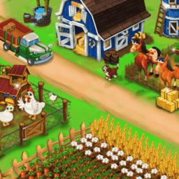 我的农场小镇村庄生活