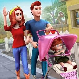 虚拟家庭生活妈妈爸爸模拟器