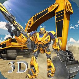 3d挖掘机驾驶游戏