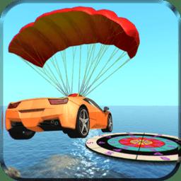 降落伞汽车