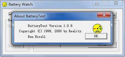 BatteryTest v1.08 绿色版 0