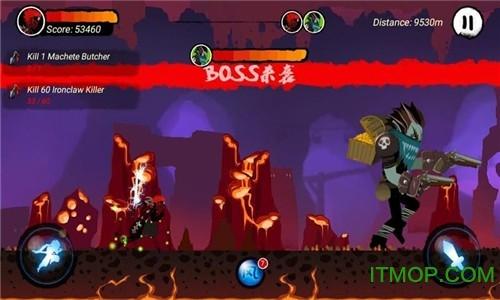 忍者跑杀(Ninja Run Kill) v2.0.02 安卓版 3