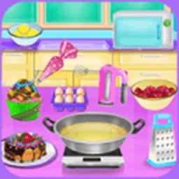 美食制作甜点食谱游戏破解版