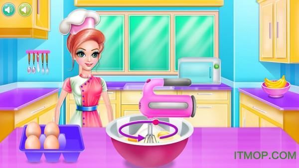 美食制作甜点食谱游戏破解版 v4.0.0 安卓版 3
