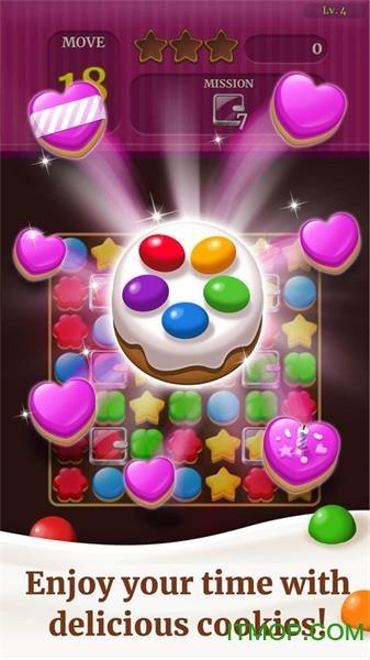 美味甜点对对碰无敌版 v1.2.0 安卓版 1
