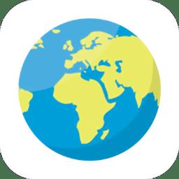 世界国家分布图高清可放大