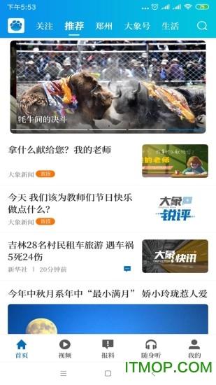 大象新�app v1.11.10 安卓版 2