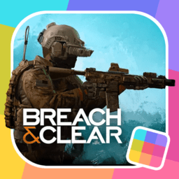 突入�呤�中文直�b破解版(Breach & Clear)