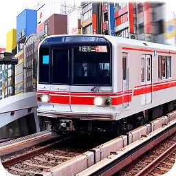 东京地铁模拟驾驶