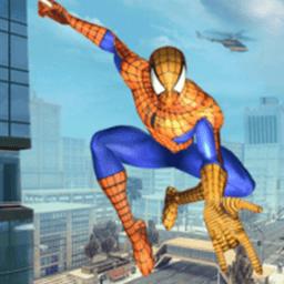 蜘蛛侠绳索城市英雄中文版
