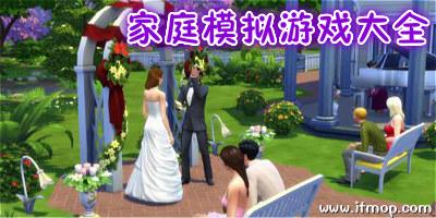 家庭模拟游戏