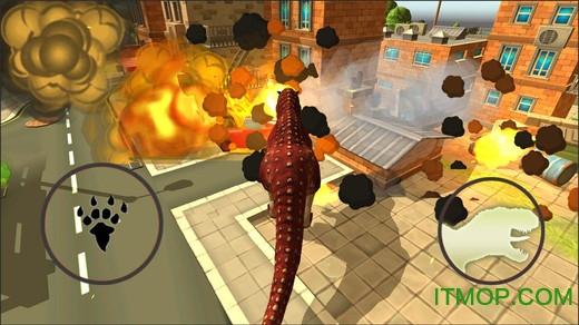 恐龙模拟器破坏世界 v1.3.7 安卓版 0
