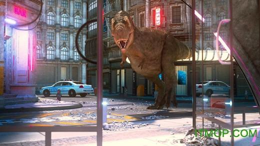 恐龙模拟器破坏世界游戏