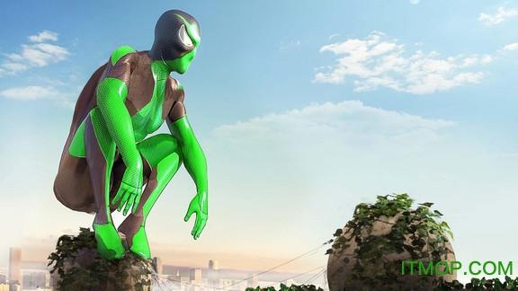 蜘蛛侠绳索英雄绿超人无限钞票版 v1.1.5 安卓版 0