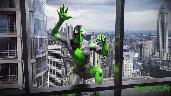 蜘蛛侠绳索英雄绿超人无限钞票版 v1.1.5 安卓版 3