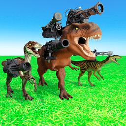 动物王国大战恐龙内购版