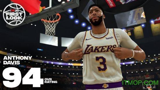NBA2K20免dvd补丁