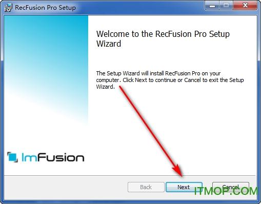 RecFusion Pro破解版