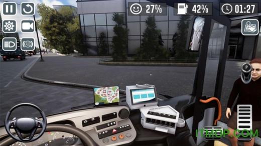 公交车接客模拟器游戏