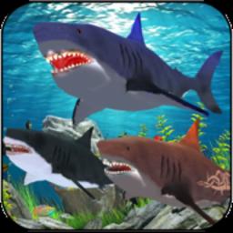 鲨鱼海底赛车手机版