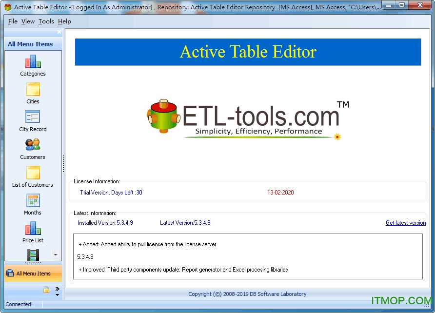 Active Table Editor官方版